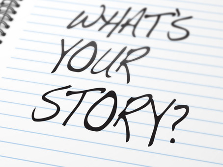 Why story is key