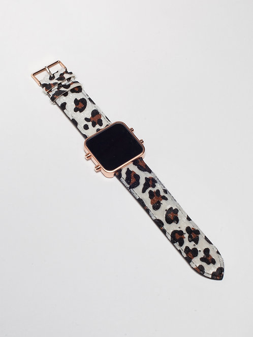 Cow/Vache- Mat Rose Gold (Ref:RG/CW)