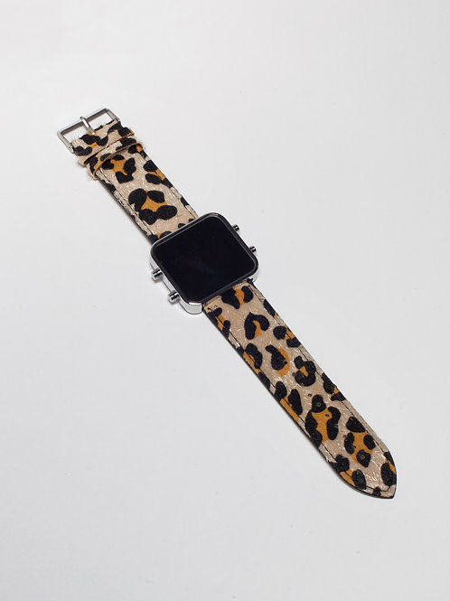 Leopard - Chrome (Ref:CR/LEO)