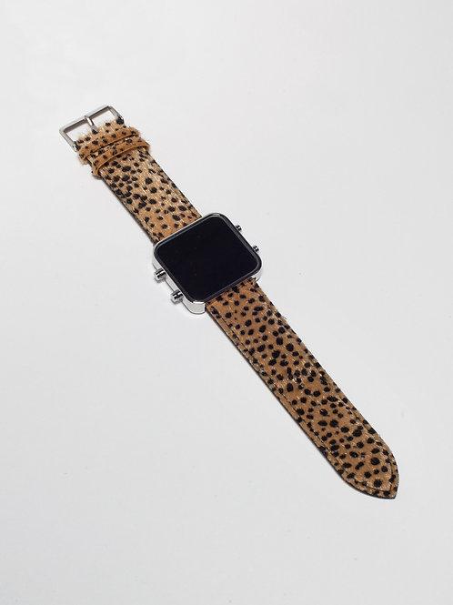 Brown Cheetah/Guépard Brun - Chrome (Ref:CR/BRCH)