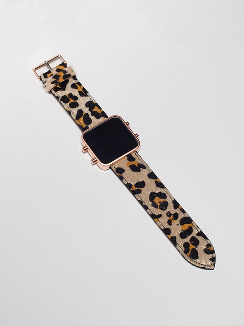 Leopard - Mat Rose Gold (Ref:RG/LEO)