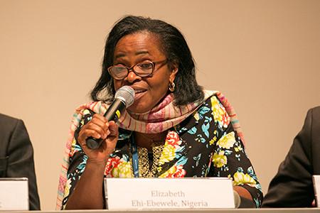 Elizabeth Ehi-Ebewele