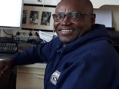 Christian Mbina