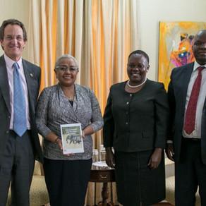 First Lady of Kenya