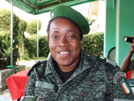 Lt-Col Elvire-Joëlle Mailly Zouzou