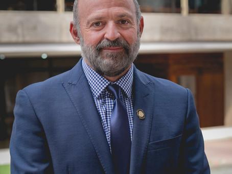Carlos Manuel Rodriguez du Costa Rica rejoint le conseil de direction de la Fondation EPI.
