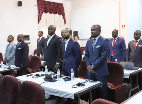 Angola's First Workshop On Wildlife Crime