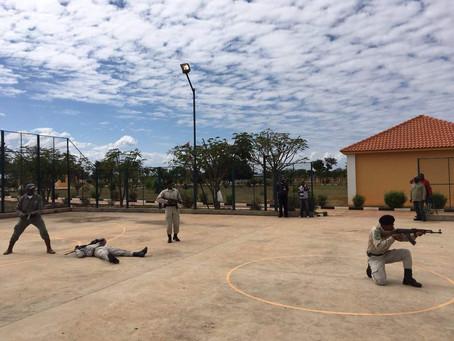 Boosting Angola's anti-poaching efforts