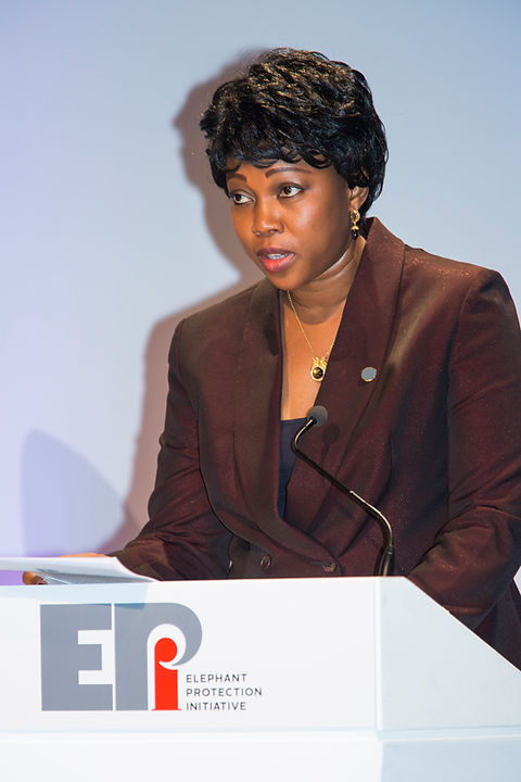 First Lady Fatime Maada Bio.JPG