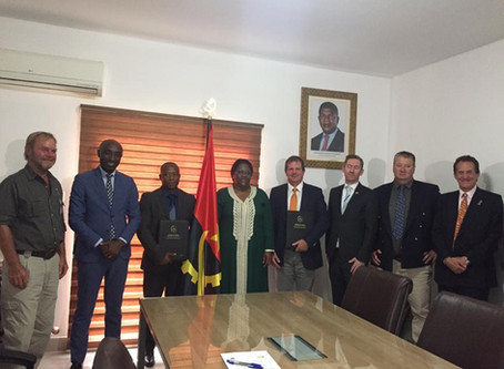 The EPI welcomes agreement between Angola and African Parks for the management of Iona National Park