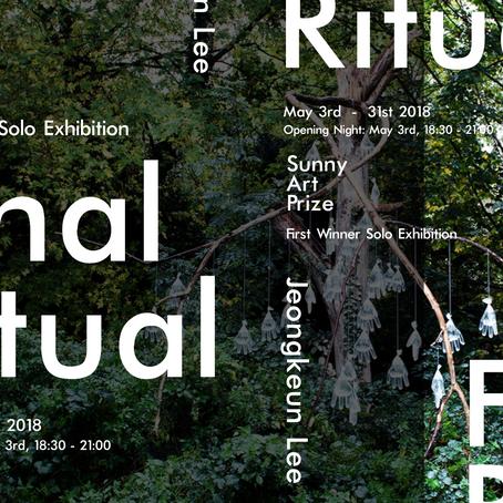 Solo show : Final Ritual