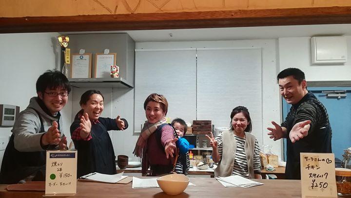 千葉県市川市にある、ハイタウン塩浜のみどりtoゆかりの運営メンバー。素敵な方たちなのだ。
