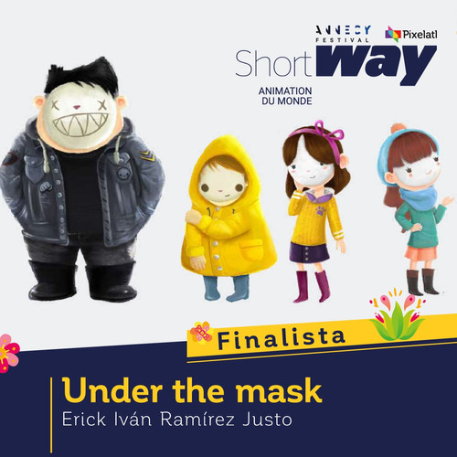Under the mask
