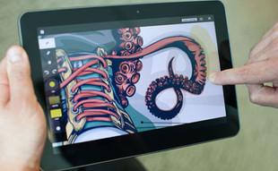 Adobe Photoshop para dispositivos móviles