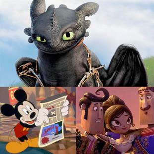 """Annie Awards 2015: Dreamworks y Disney se imponen. Mejor diseño de personajes para """"The Book of"""
