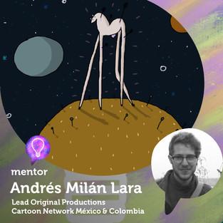 Andrés Milán Lara