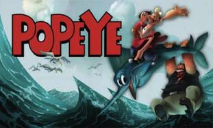 "Se da a conocer la primer imagen de ""Popeye"" de Tartakovsky"
