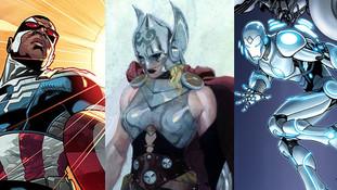 Marvel rompe esquemas y da nuevo aire a sus personajes con la iniciativa Avengers Now!