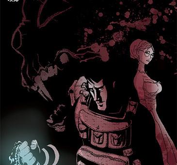"""""""Silver"""", cómic independiente que expande y reinventa la historia de Drácula"""