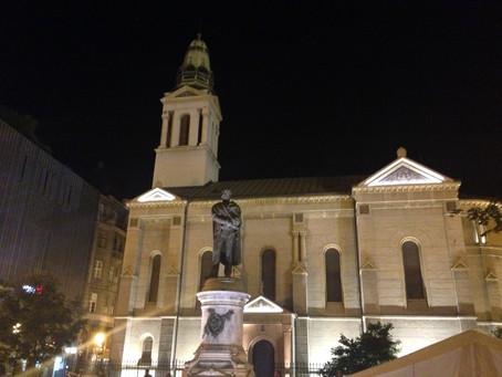 Tres momentos del festival de animación de Zagreb
