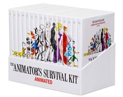 The Animator´s Survival Kit ahora en iPad