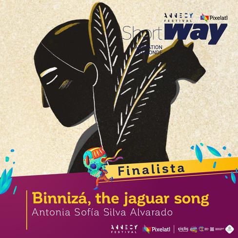 Binnizá, the jaguar song
