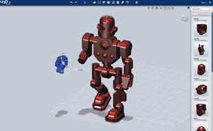 Modelado 3D para todos: Autodesk 123D Design