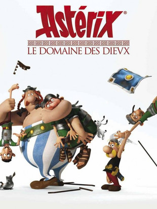 Se presenta el teaser del primer largometraje en CGI de Astérix
