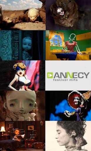 La Animacion Stop Motion Mexicana reconocida en Annecy