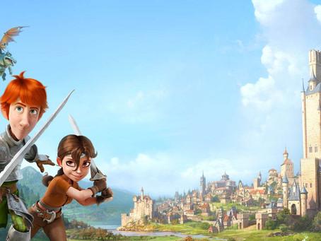 """""""Justin y la espada del valor"""": una mágica aventura medieval"""