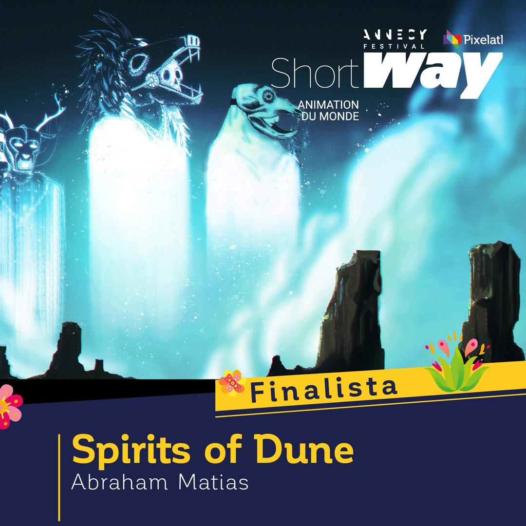Spirits of Dune