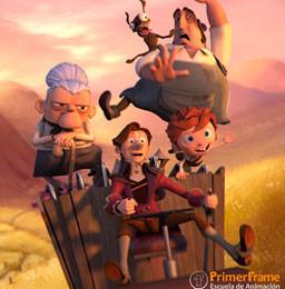 Premios Goya 2013 en Animación