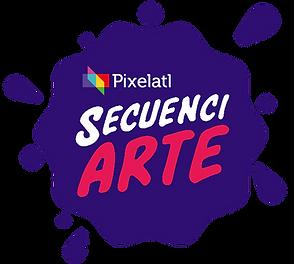 Logo21 Pixelatl + letras con color.png