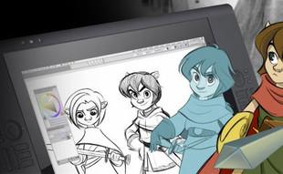 ¡Crea un personaje y gánate una tableta Wacom!