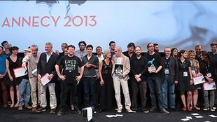 Premios Annecy 2013