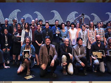 Premiación de la edición 2014 del Festival de Annecy