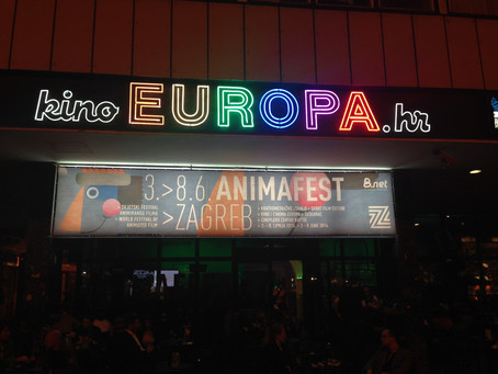 Pixelatl, presente en Animafest Zagreb