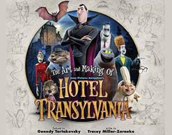 "Diseño de personajes en ""The Art and Making of Hotel Transylvania"""
