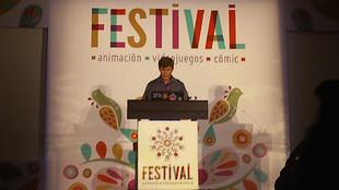 Animación, Videojuegos y Cómic: Eso es el Festival Cuerna (4a parte)