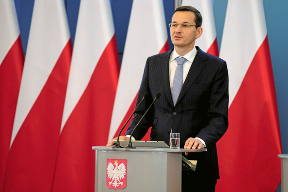 Statement By Prime Minister of Poland Mateusz Morawiecki