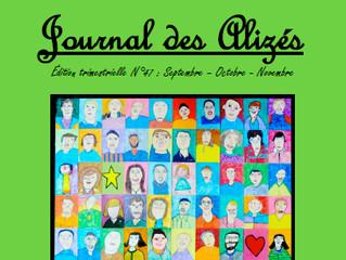 Le journal des Alizés - Version web !