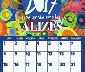 2017, une année avec les Alizés!