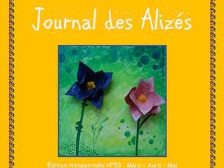 Le journal des Alizés!