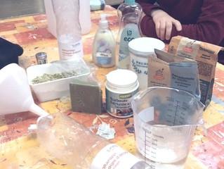 Un nouvel atelier: Les produits naturels