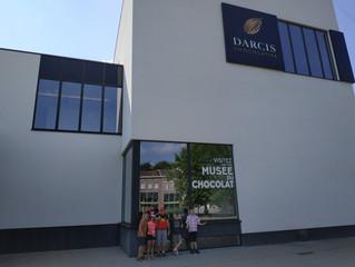 Visite du musée du chocolat «Darcis»