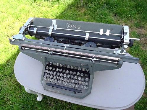 """Machine à écrire """"rooy"""""""