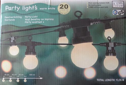 Guirlande lumineuse 13,5M