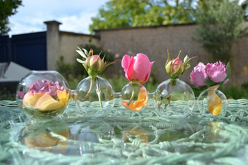Vase chenille