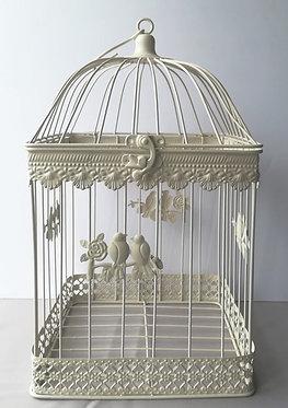 """Cage décorative """"oiseau"""""""