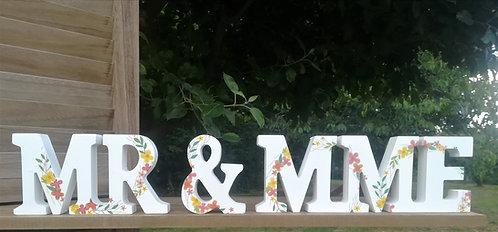 """""""Mr et Mme"""" esprit bucolique"""
